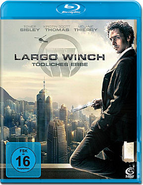 Largo Winch: Tödliches Erbe - Special Edition Blu-ray (2 Discs)