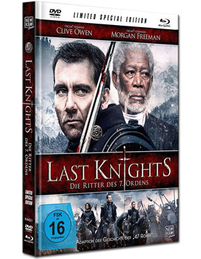 Last Knights: Die Ritter des 7. Ordens - Special Edition Blu-ray (2 Discs)