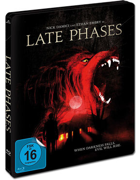 Late Phases - Steelbook Edition Blu-ray