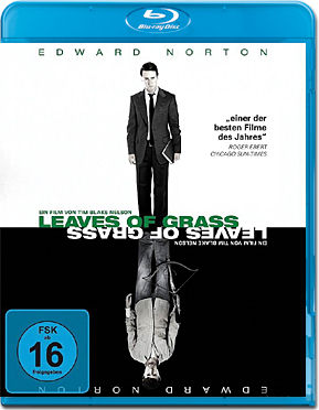 Leaves of Grass Blu-ray