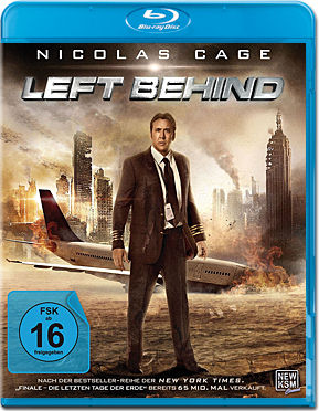 Left Behind Blu-ray