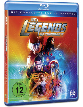 Legends of Tomorrow: Staffel 2 Box Blu-ray (3 Discs)