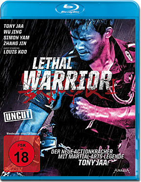 Lethal Warrior Blu-ray