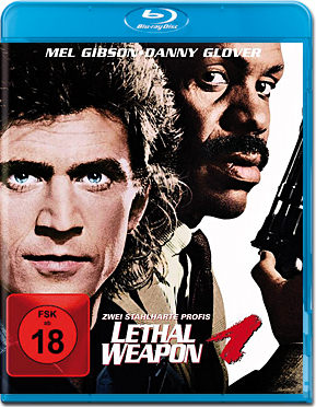 Lethal Weapon 1 Blu-ray
