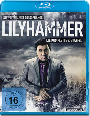 Lilyhammer: Staffel 2 Box Blu-ray