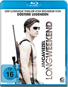 Long Weekend Blu-ray