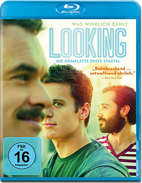 Looking: Staffel 1 Box Blu-ray (2 Discs)