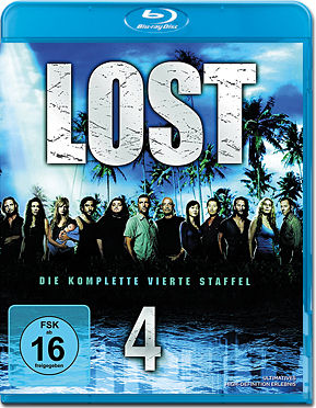 Lost: Staffel 4 Box Blu-ray (5 Discs)
