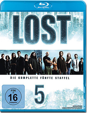 Lost: Staffel 5 Box Blu-ray (5 Discs)
