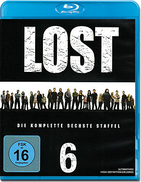 Lost: Staffel 6 Box Blu-ray (5 Discs)