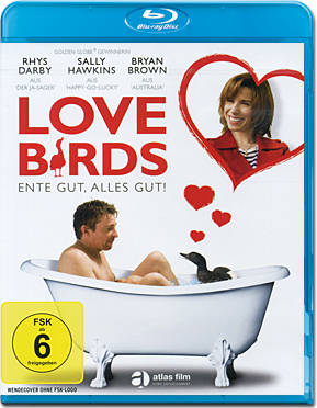 Love Birds: Ente gut, alles gut Blu-ray