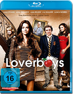 Loverboys Blu-ray