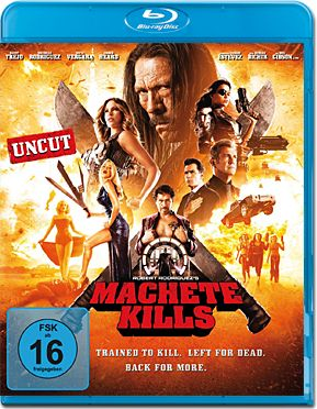 Machete Kills Blu-ray