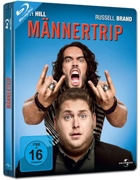 Männertrip - Steelbook Edition Blu-ray