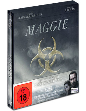 Maggie - Steelbook Edition Blu-ray