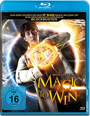 Magic to Win Blu-ray