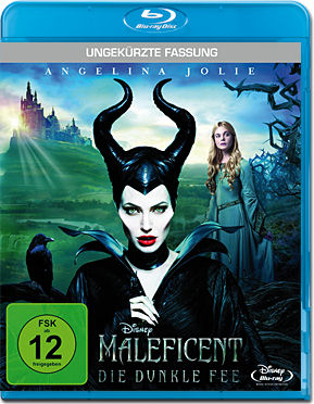 Maleficent: Die Dunkle Fee Blu-ray