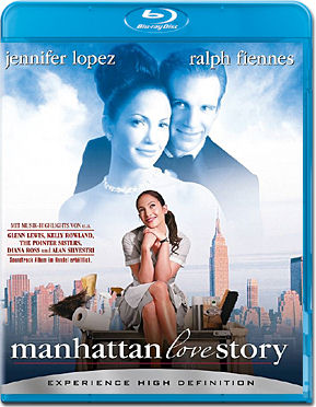 Manhattan Love Story Blu-ray