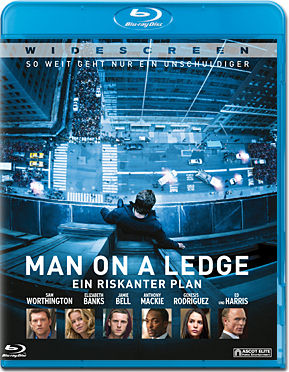 Man on a Ledge - Ein riskanter Plan Blu-ray