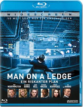 Man On A Ledge Ein Riskanter Plan Blu Ray Blu Ray Filme