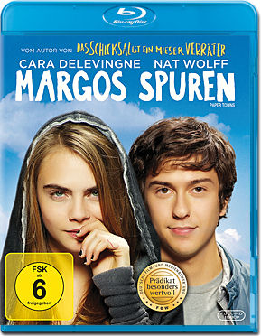 Margos Spuren Blu-ray