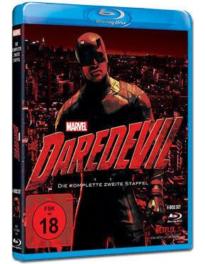 Marvel's Daredevil: Staffel 2 Box Blu-ray (4 Discs)