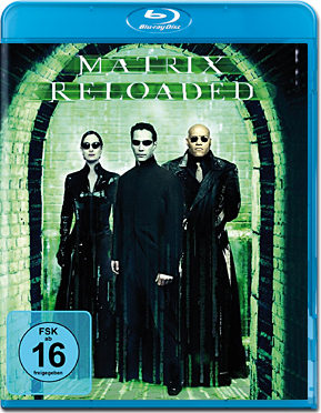 Matrix 2: Reloaded Blu-ray