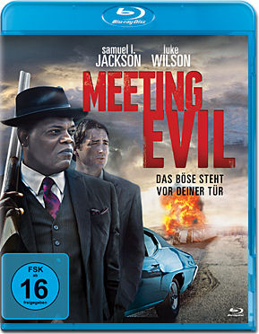 Meeting Evil Blu-ray