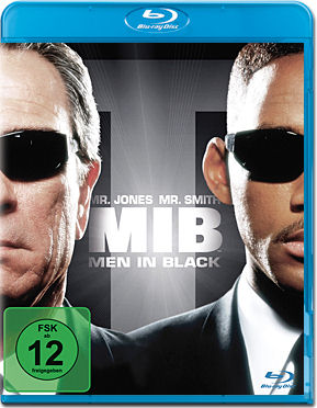 Men in Black 1 - MIB 1 Blu-ray