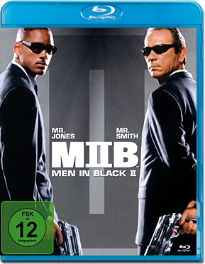 Men in Black 2 - MIB 2 Blu-ray