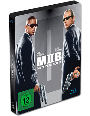 Men in Black 2 - MIB 2 - Steelbook Edition Blu-ray