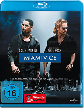 Miami Vice (2006) Blu-ray