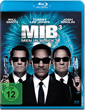 Men in Black 3 - MIB 3 Blu-ray