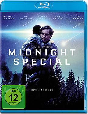 Midnight Special Blu-ray