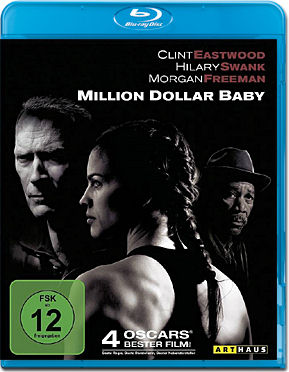 Million Dollar Baby Blu-ray