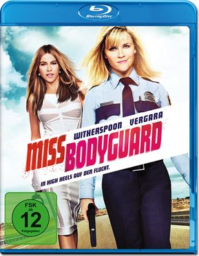 Miss Bodyguard: In High Heels auf der Flucht Blu-ray