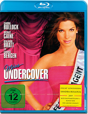 Miss Undercover Blu-ray