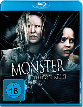 Monster Blu-ray