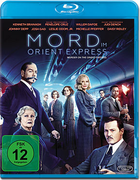 Mord im Orient Express Blu-ray