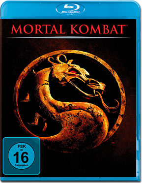 Mortal Kombat 1 Blu-ray