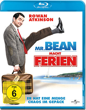 Mr. Bean macht Ferien Blu-ray