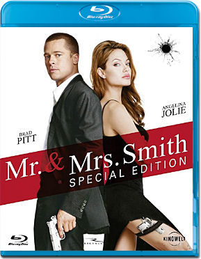 Mr. & Mrs. Smith - Special Edition Blu-ray