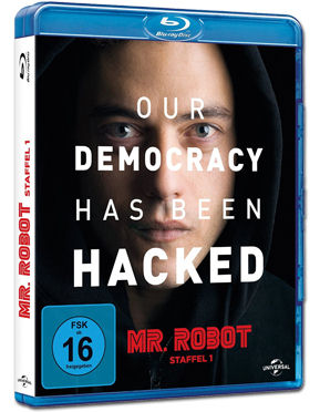 Mr. Robot: Staffel 1 Blu-ray (2 Discs)
