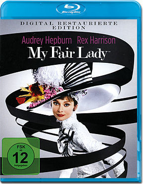 My Fair Lady Blu-ray