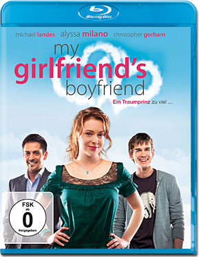 My Girlfriend's Boyfriend Blu-ray