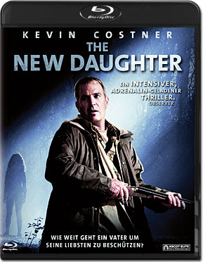 The New Daughter Blu-ray