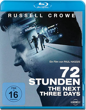The Next Three Days - 72 Stunden Blu-ray