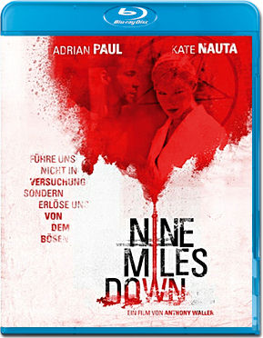 Nine Miles Down - Special Edition Blu-ray (2 Discs)