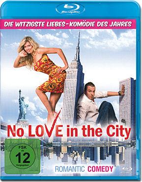 No Love in the City Blu-ray