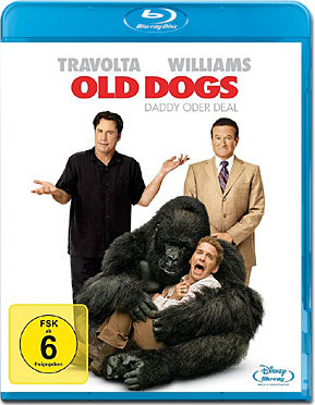Old Dogs: Daddy oder Deal Blu-ray
